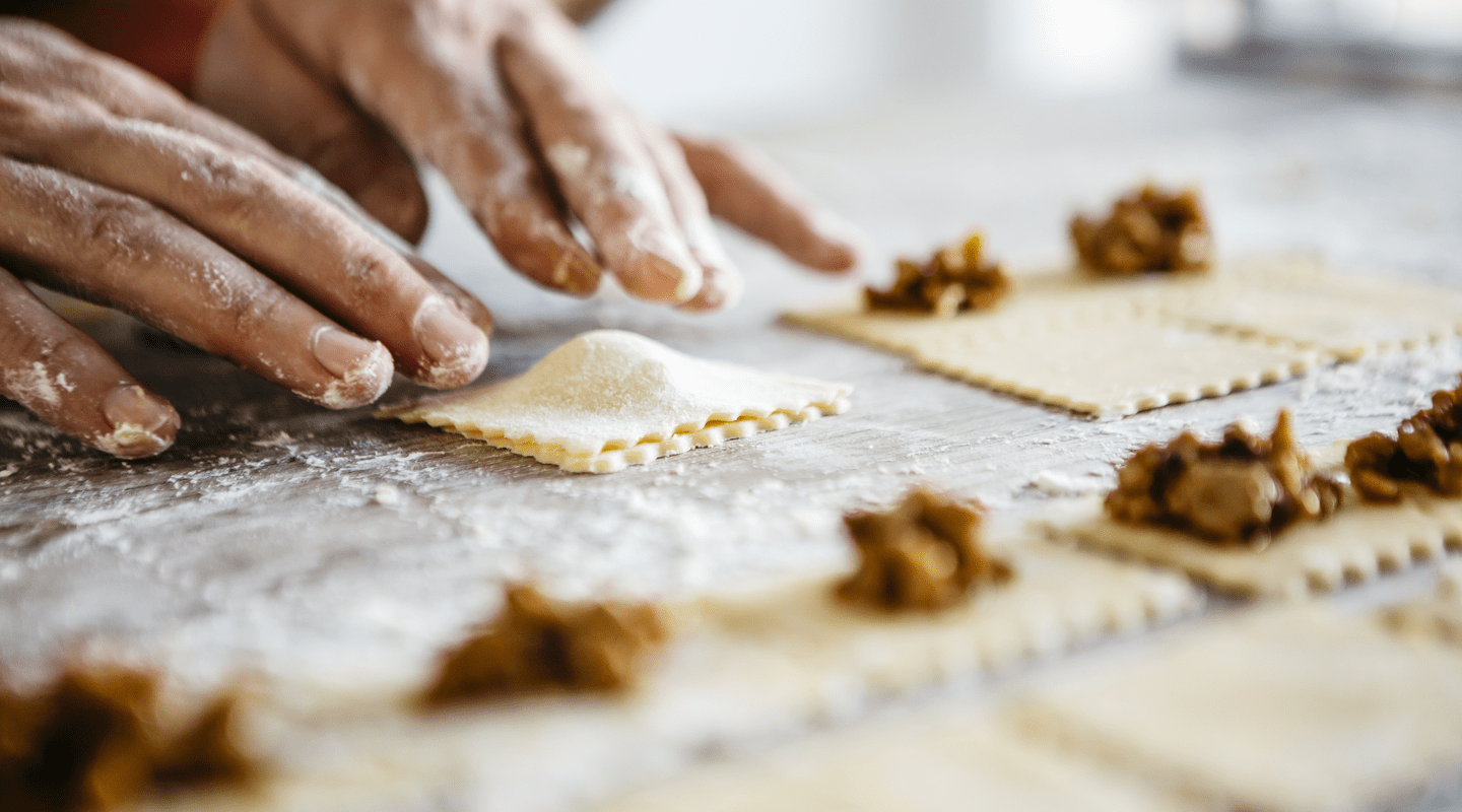 Pasta Making workshop